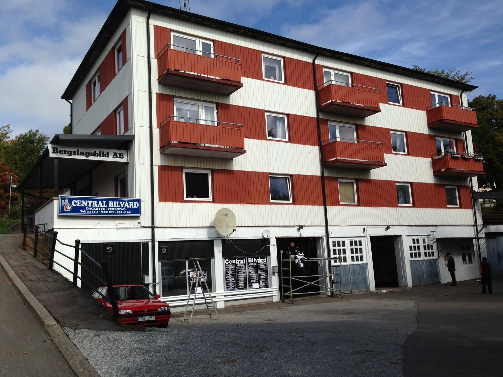 Badstugatan, Bankliden, Karlskoga