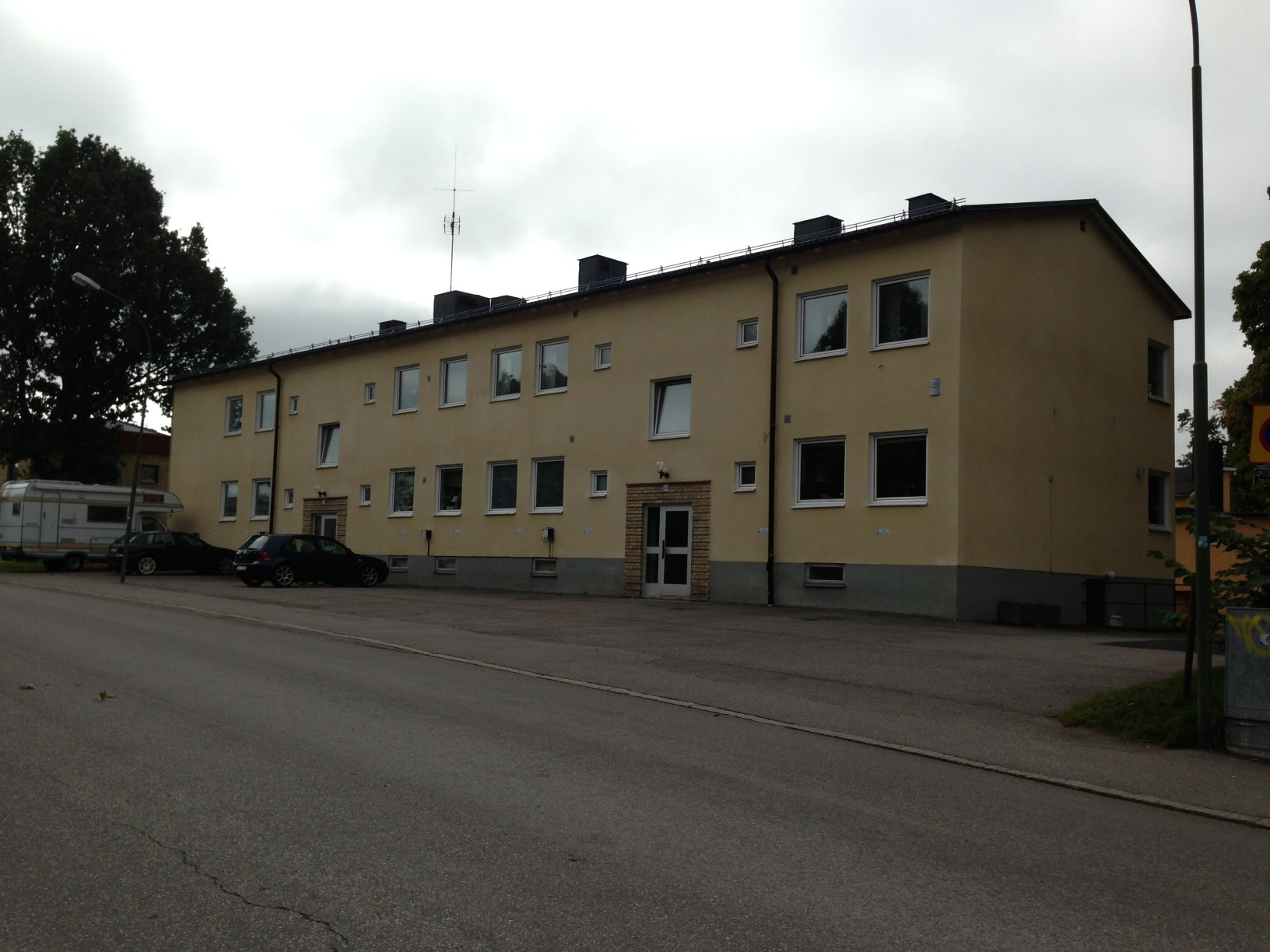 Badstugatan, Karlskoga