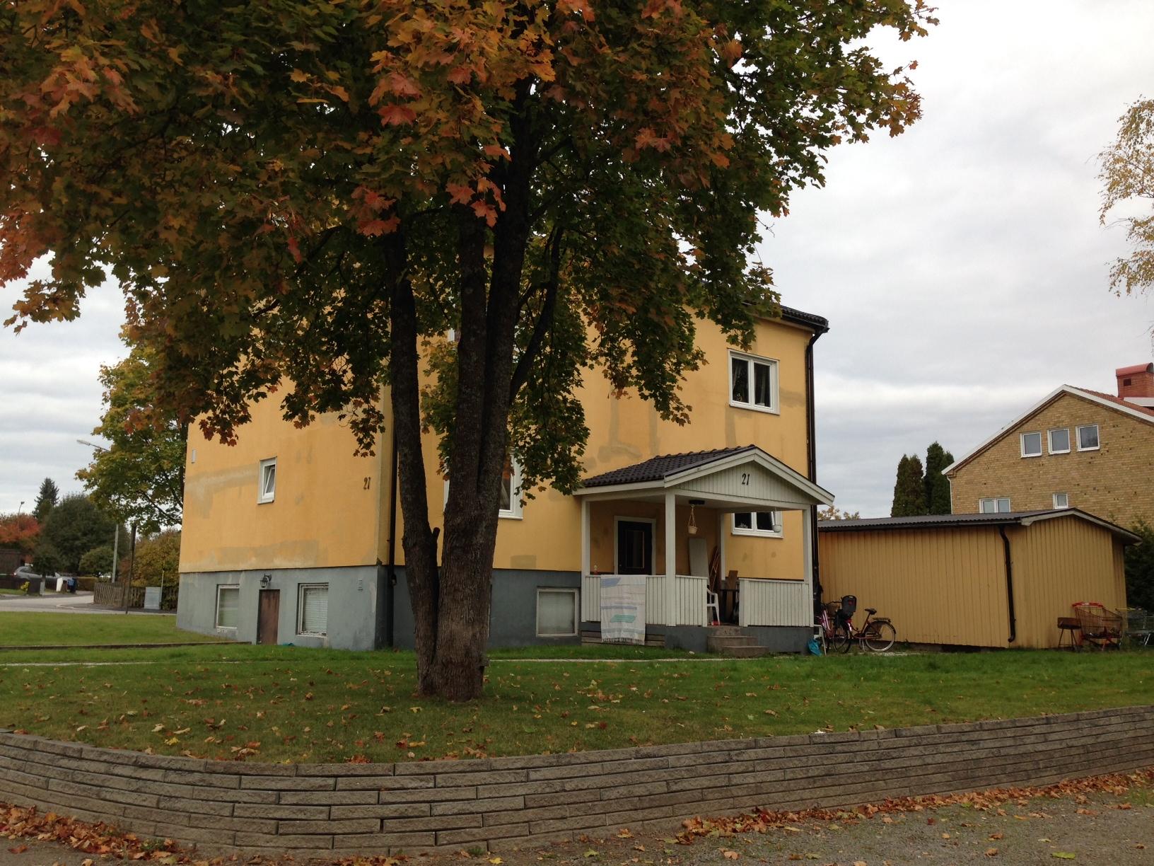 Blomstervägen 21, Karlskoga