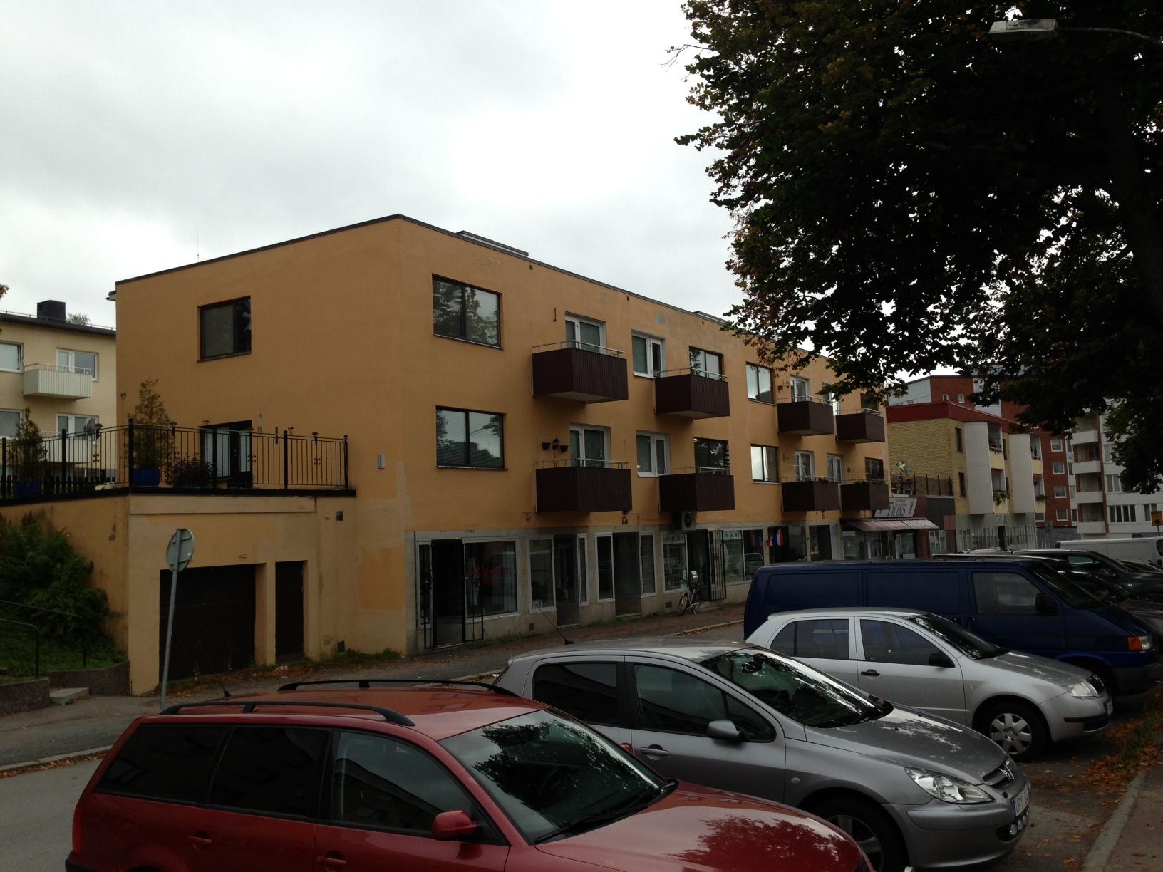 Bregårdsgatan 10, Karlskoga