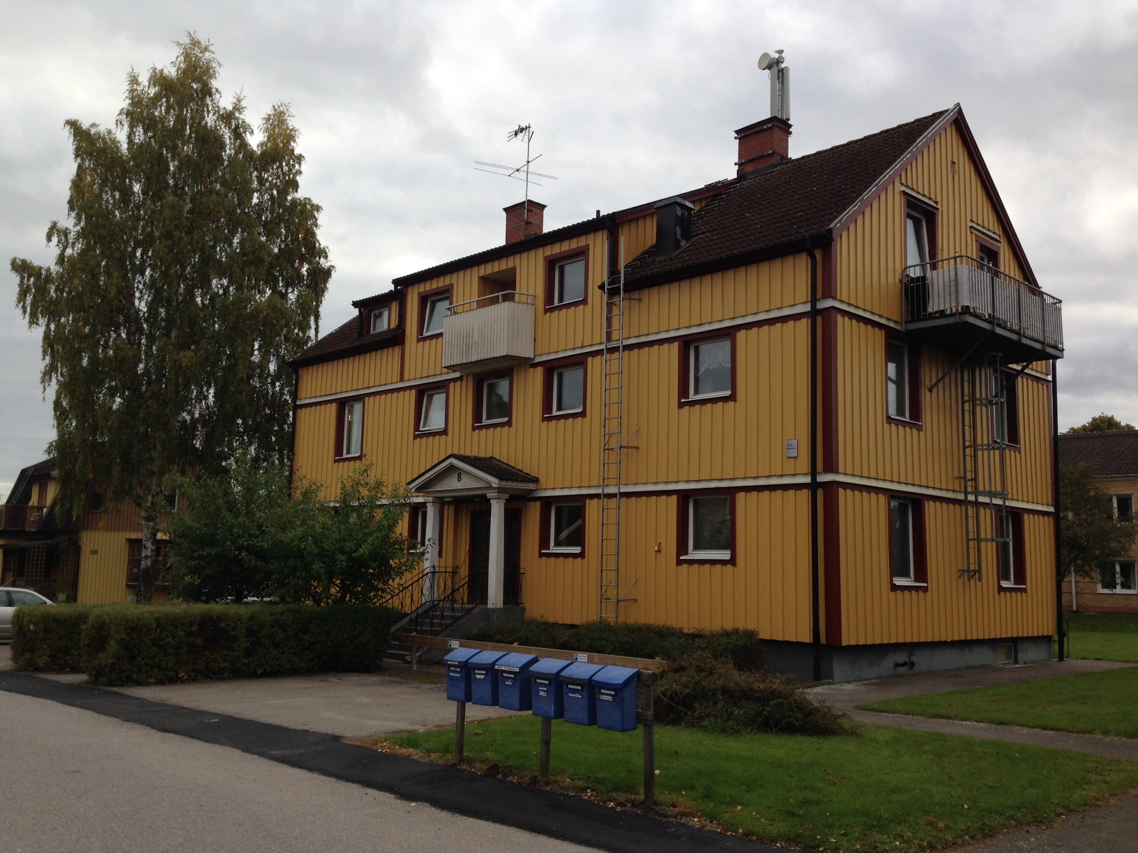 Dalhemsvägen, Karlskoga