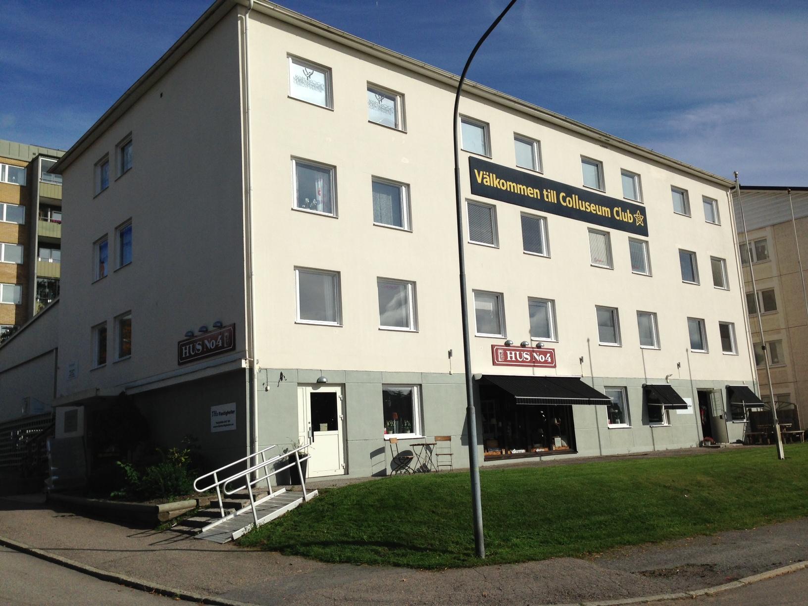 Järnvägsgatan 12, Karlskoga