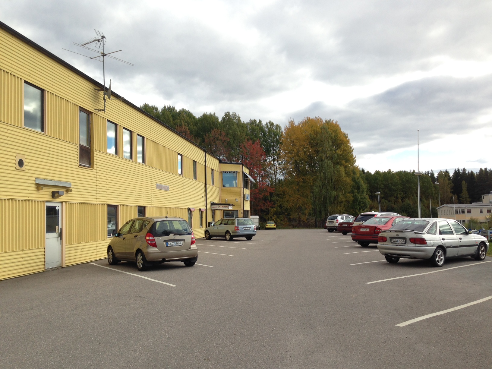 Labinhöjdsvägen 2, Karlskoga
