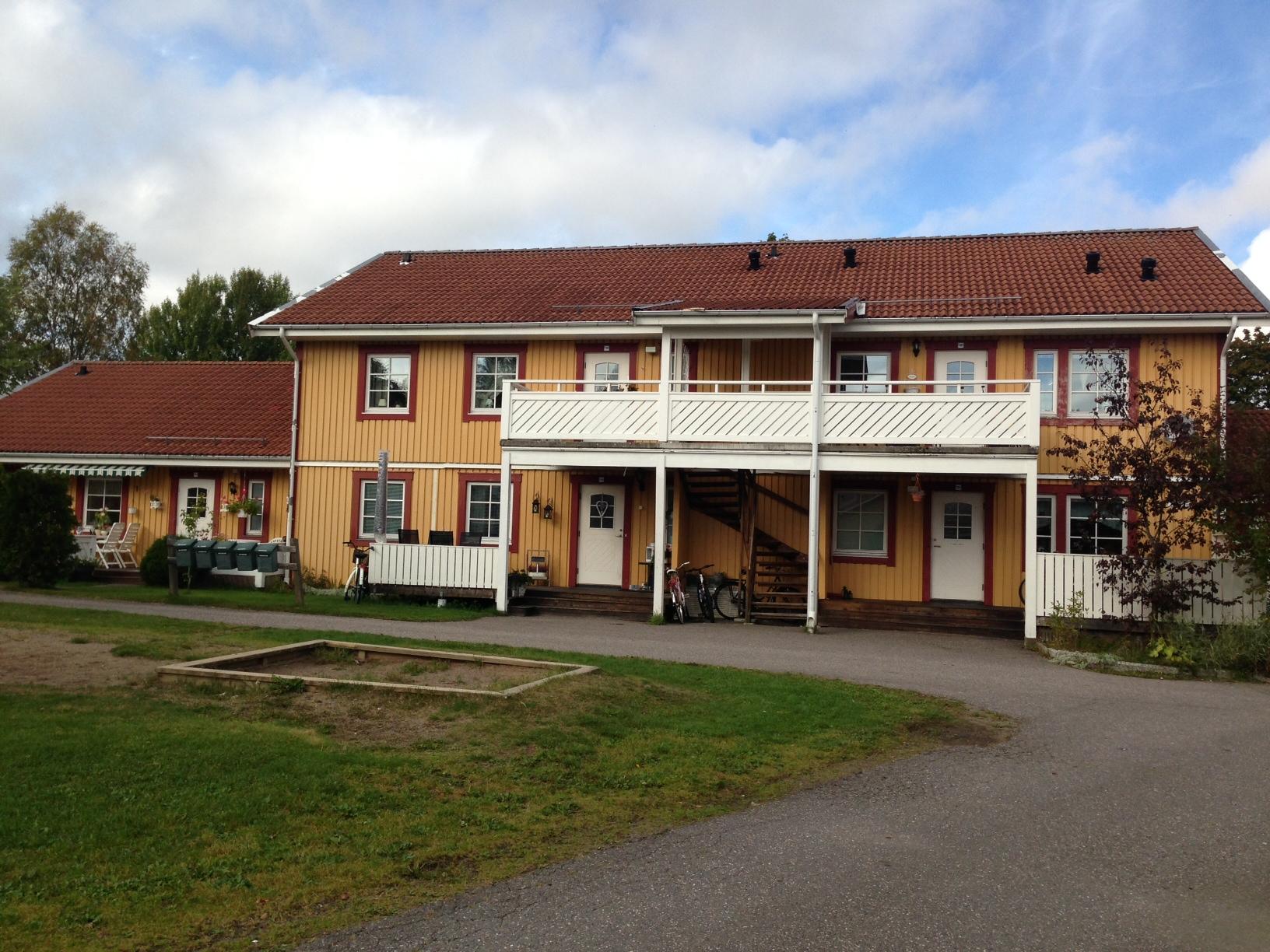 Margaretavägen, Karlskoga