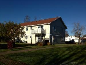 Björklundsgatan 3a och 3b, Degerfors